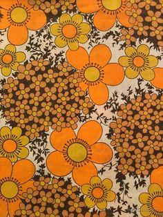 60s Patterns, Vintage Patterns, Print Patterns, Vintage Pattern Design, Pattern Print, Floral Patterns, Fabric Patterns, Retro Fabric, Vintage Fabrics