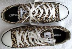 Cheetah Chucks