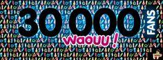 Cover spéciale #30000fans #HariboPik #atnetplanet
