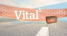 Announcing: Vital 5! Advanced Nutrition Made Simple