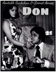 #ZeenatAman & the original Don @SrBachchan