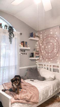986 Best Pink bedroom ideas images | Bedroom decor, Shared ...