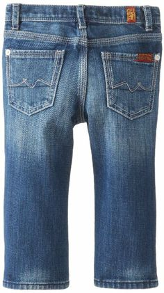 ceacbba37328 Seven for All Mankind Baby-Boys Infant Austyn Jeans