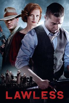 Lawless movie! Possibly one of the best movies ever!! ❤️