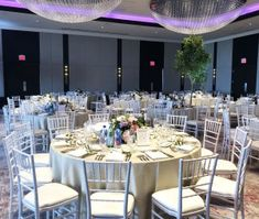 Lakefront Luxury Weddings at Hotel X Toronto Luxury Wedding, Toronto, Wedding Planner, Table Settings, Table Decorations, Furniture, Home Decor, Wedding Planer, Decoration Home