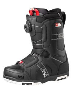 We carry a full line of Head Snowboarding boots and bindings.  www.MySkiBarn.com