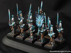 Volomir's Blog: Swordmasters of Hoeth