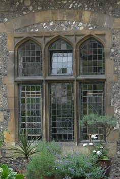 Winchester Windows, Hampshire. Winchester is a historic city and former capital city of England. It is the county town of Hampshire, in South England.