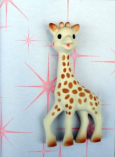 La girafe de mon enfance !
