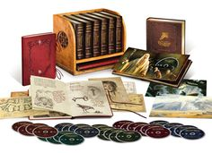 rogeriodemetrio.com: Middle-Earth Limited Collector's Edition