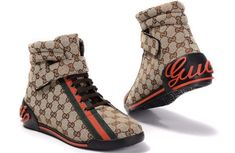 cheap sale gucci high-top shoes for men Gucci Boots Mens, Gucci Men, Gucci Shoes, Men's Shoes, Shoes Men, Woman Shoes, Gucci Gucci, Hot Shoes, Gucci High Top Sneakers