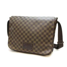 Louis Vuitton Brooklyn GM Damier Ebene Shoulder bags Brown Canvas N51212