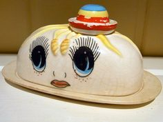 Cute Little Butter Dish | Flickr - Photo Sharing!