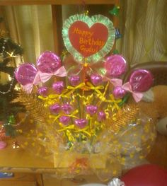 Chocolate bouquet 2