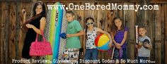 One Bored Mommy Blogspot
