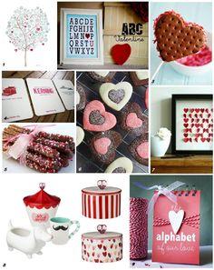 Valentine's Day Inspiration Board