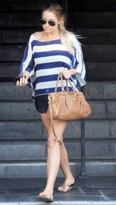 Lauren Conrad's Chic Street Style
