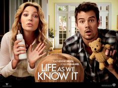 Watch Streaming HD Life as We Know It, starring Katherine Heigl, Josh Duhamel, Josh Lucas, Alexis Clagett. Two single adults become caregivers to an orphaned girl when their mutual best friends die in an accident. #Comedy #Drama #Romance http://play.theatrr.com/play.php?movie=1055292