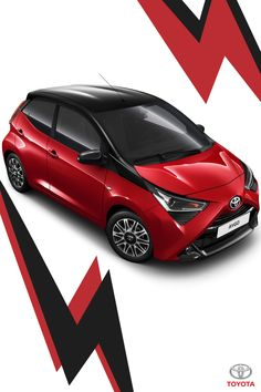 With new safety tech as standard plus the introduction of a new range-topping trim level, click to explore the refreshed Toyota Aygo range here. #Toyota #Aygo #ToyotaAygo #SmallCar #CompactCar Toyota Aygo, Uk Magazines, Android Auto, Small Cars, Manual Transmission, Alloy Wheel, Subaru, Scarlet, Scarlet Witch