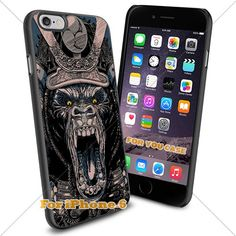 Animal : Monkey Angy1 Cell Phone Iphone Case, For-You-Case Iphone 6 Silicone Case Cover NEW fashionable Unique Design