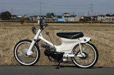 Modifikasi   Honda Cub Surabaya