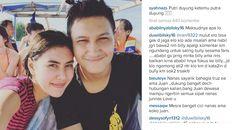 Liburan Romantis dan Seru Ala Syahnaz Sadiqah dan Juan Christian | Kabarmaya.com