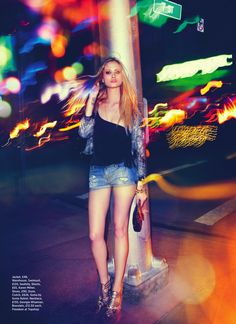heavy metal: vika costa by peter pedonomou for uk cosmopolitan june 2013