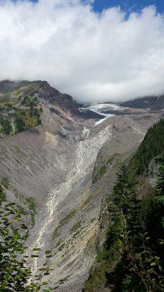 Paradise. Mount Rainier NP.  18 september 2016