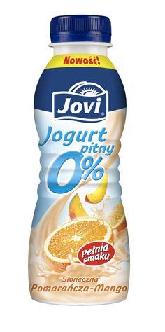 Jovi Diet Orange Mango Drinkable Yogurt