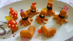 Bento Sausage Art - Foodista.com