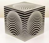 1STDIBS.COM - Victor Vasarely Cube Sculpture