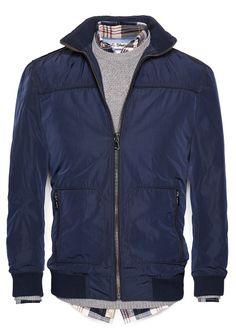 Very stylish technical jacket designed by Mango.