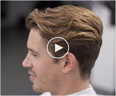 26 Schnelle und einfache Frisuren für Männer #mannfrisur #mannerfrisuren #haarschnitt#männerfrisuren2019 Lifestyle, Quick Hairstyles, Easy Hairstyle, Guys