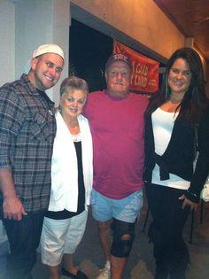 Jarrod, Mom, Dad and Madison