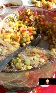 Picnic Salad Recipes, Easy Salad Recipes, Salad Dressing Recipes, Easy Salads, Easy Cucumber Salad, Spinach Strawberry Salad, Cucumber Recipes, Macaroni Salad With Ham, Cookout Side Dishes