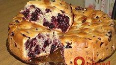 """Stačí len zmiešať 400 g múky, kocku masla, ovocie a pár ďalších prísad: Vyskúšajte najjemnejší """"miešaný"""" koláčik!"""