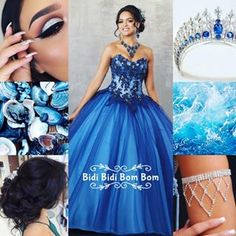 Dance past midnight in this midnight blue quinceañera dress of your dreams. I adore the two tone colors in the skirt. 314-656-6260      #bidibidibombomstl #quince #quinceañera #quincedress #quinceanera #quinceaneradress #misquince #mis15años #misnovios #myquinceanera #myquince #midnightblue #novia #xv #xvaños #15años #15 #quincefiesta