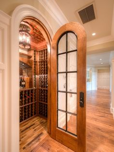 wine closets in house | Wine Closet :)