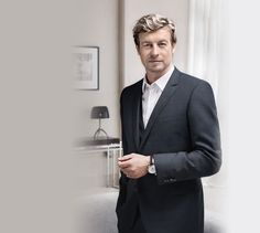 Simon Baker for Longines