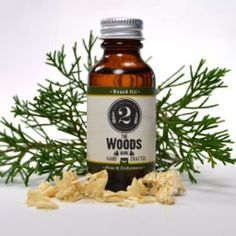 """Mens Natural Beard Oil: The 2 Bits Man """"The Woods"""" Beard and Facial Hair Treatment - Anti Itch and Anti Dandruff Healthy Beard Grooming Oils with Cedarwood and Pine Scent - 1 ounce Best Beard Oil, Hair Trends 2015, Oils For Men, Hair Studio, Bearded Men, Cut And Color, Beauty Makeup, Salons, Cool Hairstyles"""