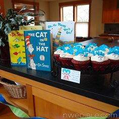 Children's Book Themed Baby Shower - fun theme/games/ideas