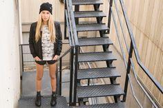 KAOTIKO street style moda otoño 2015