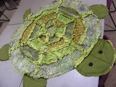 Turtle quilt, Gama what about using some camo fabric in this