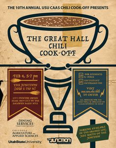 CAAS Chili Cook-off