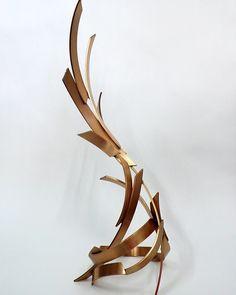 'Pyre VIII' by @philip_melling_sculpture  #sculpture #art #bronze #design #pyre #fire #fireart #elemental #sculptureoftheday #artanddesign #bronzeart #craftagram #craft #unknown #embracetheunknown #theunknownemporium #tue