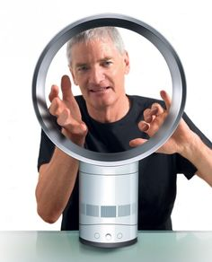 """Dyson Air Multiplier - """"Now this Guy Makes meaningful products"""". Matteo Trisolini Longobardi"""