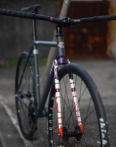 Black bikebeauty