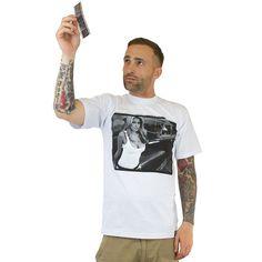 T-Shirt Joker Brand x Estevan Oriol Rachel white ★★★★★