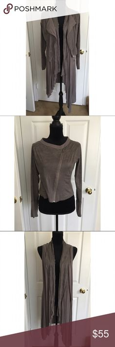 Beautiful two piece cardigan size L In good condition. Can be worn separately. Sweaters Cardigans
