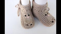 Baby Booties, Baby Shoes, Baby Knitting, Crochet Baby, Honda, Slippers, Socks, Booty, Kids